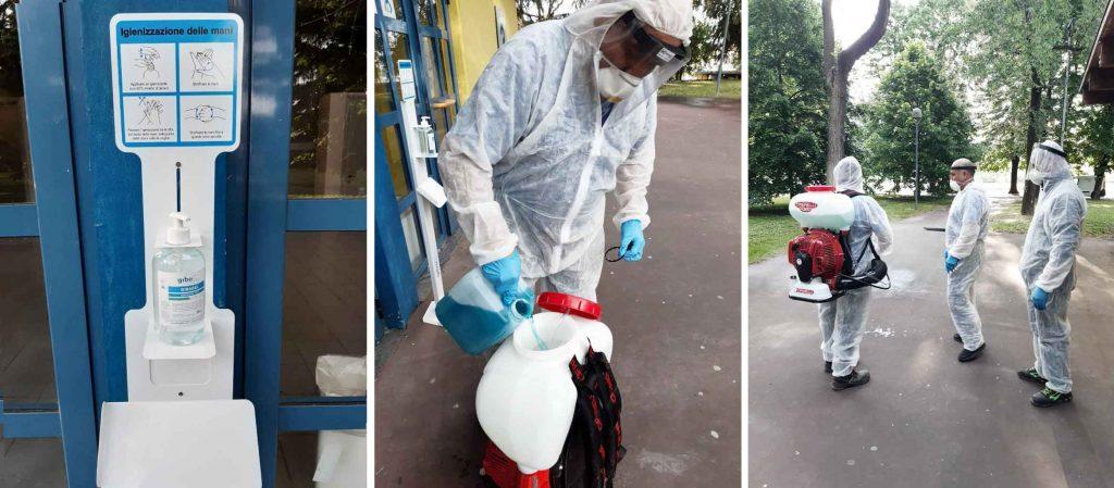 Idroscalo-Riapertura-Igienizzazione